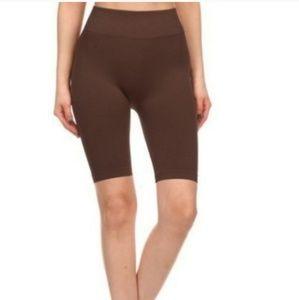 Yelete Women's Shorts Stretch Exercise Yoga